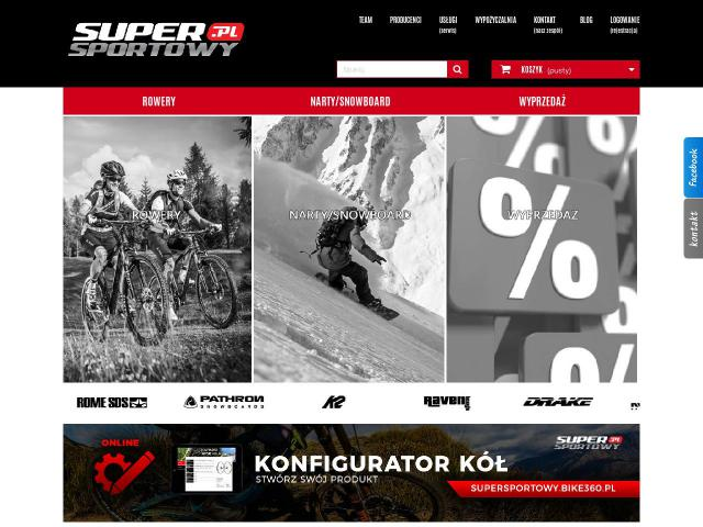 Rowery Cube • Supersportowy.pl